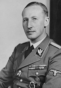 Reichsprotector reinhard Heydrich