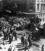 Liberation of Plzen 1945