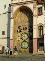 The Olomouc Astronomical Clock