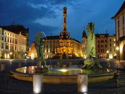 One of the many beautiful historic cities Outside Prague